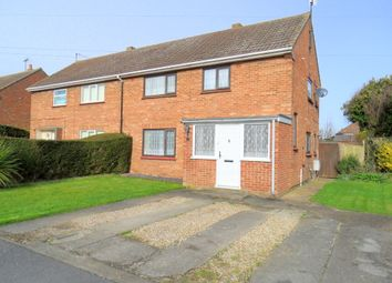Thumbnail 3 bed semi-detached house for sale in Queensway, Long Sutton, Spalding, Lincolnshire