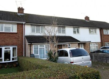 Thumbnail 3 bed terraced house for sale in Ansell Road, Frimley