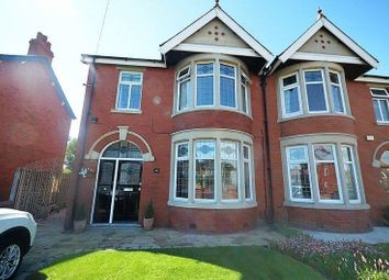 Thumbnail 4 bed semi-detached house for sale in 171 Warbreck Hill Road, Blackpool