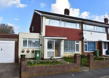 Thumbnail 3 bed property for sale in Racton Avenue, Drayton, Portsmouth