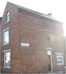 Thumbnail 4 bed terraced house to rent in Rugby Street, Hartlepool