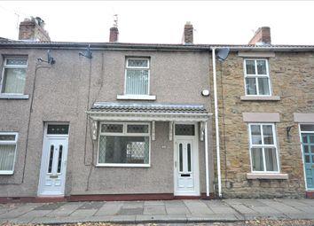 Thumbnail 2 bed terraced house for sale in Burke Street, Shildon