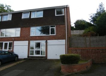 Thumbnail 3 bed property to rent in Loughton Grove, Halesowen