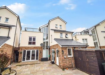 Thumbnail 4 bed property to rent in Liverymen Walk, Greenhithe, Kent