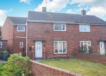 Thumbnail 4 bedroom semi-detached house for sale in Thoresway Drive, Lincoln