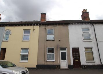 Thumbnail 2 bed terraced house for sale in Waterloo Street, Burton-On-Trent