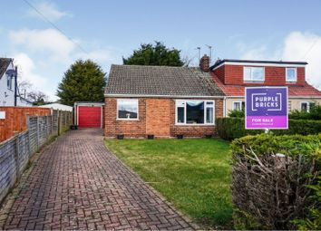 Thumbnail 2 bed semi-detached bungalow for sale in Lea Way, York