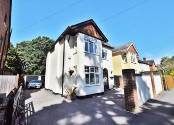 Thumbnail 4 bed detached house for sale in Gordon Road, Camberley