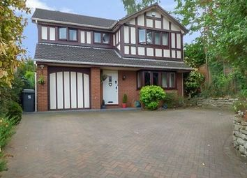 Thumbnail 5 bed detached house for sale in 1A Hassall Road, Sandbach, Cheshire