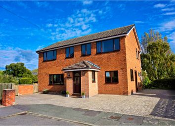Thumbnail 4 bed detached house for sale in Vale View Estate, Llay