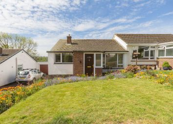 Thumbnail 2 bed semi-detached bungalow for sale in Victoria Crescent, Crediton