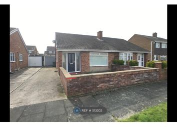 Thumbnail 2 bedroom bungalow to rent in Cunningham Drive, Thornaby, Stockton-On-Tees