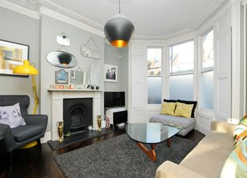 Thumbnail 4 bed terraced house for sale in Brighton Road, Stoke Newington, London