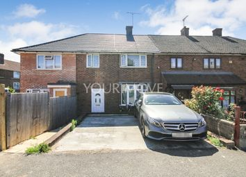 Thumbnail 3 bed terraced house for sale in Montgomery Crescent, Romford