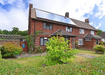 Thumbnail 3 bed semi-detached house for sale in Hawthorne Crescent, Blackwater, Camberley