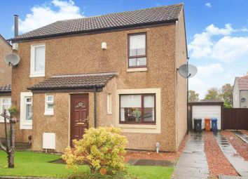 Thumbnail 2 bed semi-detached house for sale in Pitmedden Road, Bishopbriggs, Glasgow