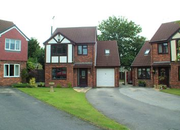 Thumbnail 4 bed detached house for sale in Kelsterton Court, Connah's Quay, Deeside