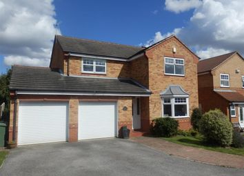 Thumbnail 4 bed detached house for sale in Hopefield Green, Leeds