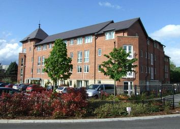 Thumbnail 2 bedroom flat for sale in Kedleston Close, Belper