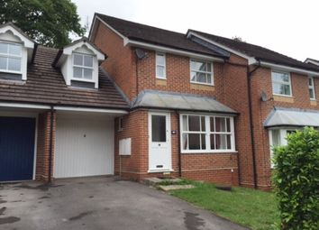 Thumbnail 3 bed semi-detached house to rent in Aspen Close, Colden Common, Winchester