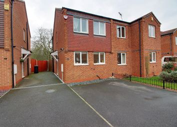 Thumbnail 2 bedroom semi-detached house for sale in Ludford Close, Long Eaton, Nottingham