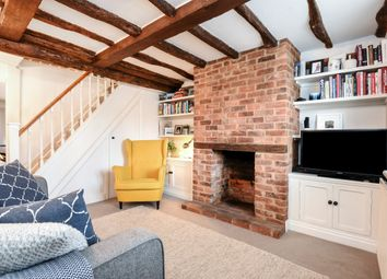 Thumbnail 2 bed cottage to rent in Castle Street, Farnham