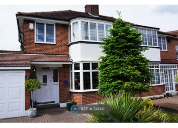 Thumbnail 4 bed semi-detached house to rent in Mottingham Gardens, London