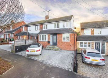 Thumbnail 4 bed semi-detached house for sale in Windmill Avenue, St. Albans