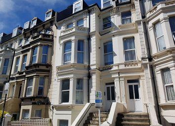 Thumbnail 1 bed flat to rent in Cornwallis Terrace, Hastings