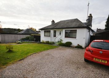 Thumbnail 2 bed bungalow for sale in Drummond Place, Callander