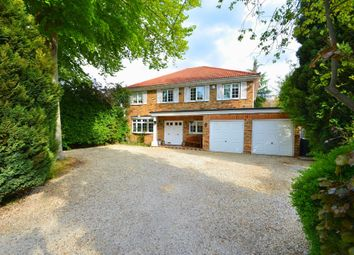 Thumbnail 5 bed detached house for sale in Dukes Wood Avenue, Gerrards Cross