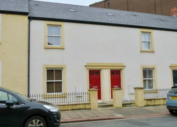 Thumbnail 3 bed terraced house for sale in Lower Church Street, Maryport, Cumbria