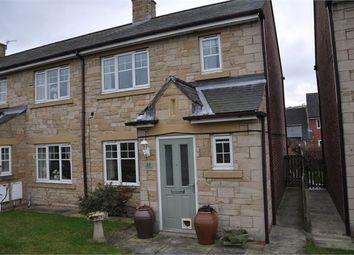 Thumbnail 3 bed end terrace house for sale in Innerhaugh Mews, Haydon Bridge, Northumberland.