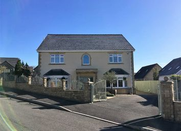 Thumbnail 6 bed detached house for sale in Coed Y Bronallt, Swansea