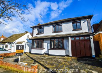 Thumbnail 4 bed detached house for sale in Flemming Avenue, Leigh-On-Sea, Essex