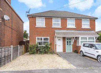 Thumbnail 3 bed semi-detached house for sale in Hamilton Road, Bishopstoke, Eastleigh
