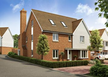 "Thumbnail 5 bedroom detached house for sale in ""Moorecroft"" at Langmore Lane, Lindfield, Haywards Heath"