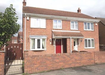 Thumbnail 3 bed semi-detached house to rent in Eastfield Lane, Kellington, Goole
