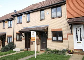 Thumbnail 2 bed terraced house to rent in Pettingrew Close, Walnut Tree, Milton Keynes