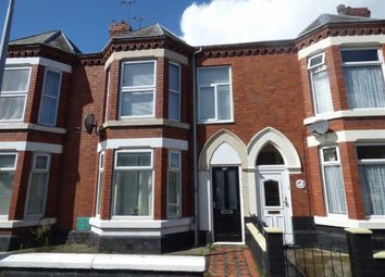 Thumbnail 4 bedroom terraced house for sale in Walthall Street, Crewe