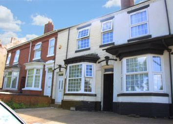 Thumbnail 4 bed terraced house for sale in Dudley Road West, Tividale, Oldbury, West Midlands