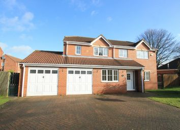 Thumbnail 5 bed detached house to rent in Chadwick Gardens, Arksey, Doncaster