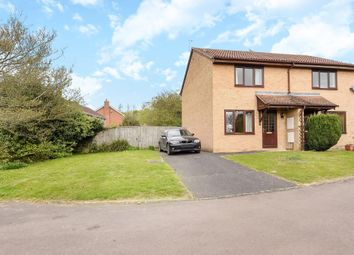 Thumbnail 2 bedroom semi-detached house for sale in Botley, Oxford
