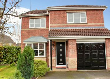 Thumbnail 4 bedroom detached house for sale in Beverley Drive, Beverley
