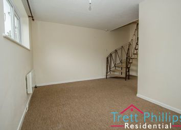 Thumbnail 1 bed semi-detached house for sale in Hazell Road, North Walsham