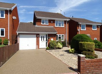Thumbnail 3 bedroom detached house for sale in Cwm Cwddy Drive, Bassaleg, Newport
