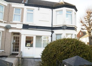 Thumbnail 2 bed maisonette to rent in Hayes Road, Clacton-On-Sea