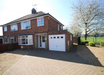Thumbnail 3 bed semi-detached house for sale in Knight Street, Pinchbeck, Spalding