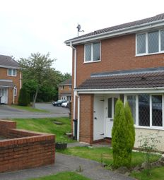 Thumbnail 2 bed semi-detached house to rent in Ash Drive, Measham, Swadlincote