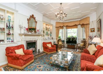 Thumbnail 3 bed flat for sale in Oakwood Court, Abbotsbury Road, Kensington, London